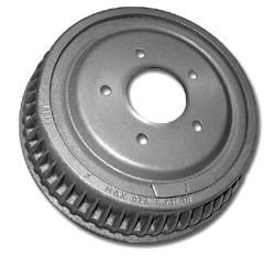 Brake Drum, Rear, 1971-87 Chevy, GMC Truck