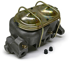 1967-69 Chevy Camaro OE Disc Brake Master Cylinder with Bleeders