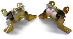 Ford Engine Motor Mounts, Small Block V-8 289-351W, Polyurethane