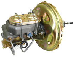 1966-70 Chevy Impala Caprice Biscayne Fullsize Car Power Brake Booster Kit