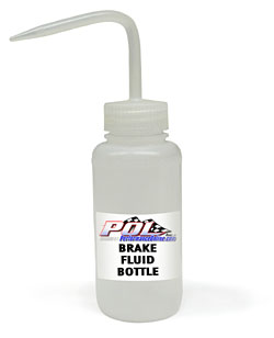 Brake Fluid Fill Bottle