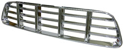 Chrome Grille, 1955-56 Chevy, GMC Truck, Reproduction