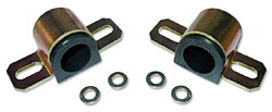 Sway Bar Frame Bushing Set, Poly Urethane