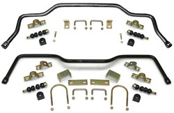 1955-57 Chevy Belair Front and Rear Sway Bar Kit