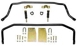 1978-88 Chevy Buick Oldsmobile GM G-Body FRONT and REAR Sway Bar Combo Kit