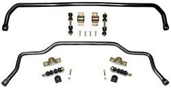 1982-92 Chevy Camaro and Pontiac Firebird Performance Sway Bar Kit, Front and Rear