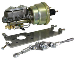 1949-51 Mercury-MERC-Fullsize Car Power Brake Booster Kit