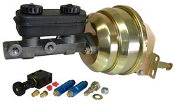 1962-74 Mopar, Dodge, Chrysler, Plymouth Car Power Brake Booster Kit