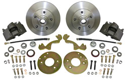 1949-53 Ford Car Front Disc Brake Conversion Kit