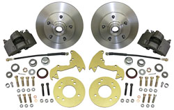 1952-53 MERCURY (MERC) CAR, FRONT DISC BRAKE CONVERSION KIT (WBKS5253) 19535