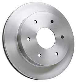 1951-87 Chevy, GMC 1/2 Ton Truck Disc Brake Conversion Rotor, Rear, 5 or 6 Lug