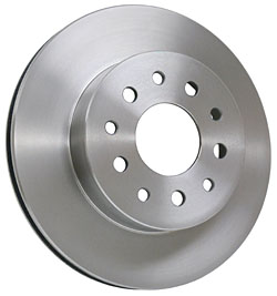 Disc Brake Rotors for GM 10-12 Bolt and 55-70 Chevy Belair-Impala Rearends