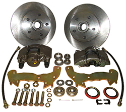 1957-60 Cadillac Front Disc Brake Conversion Kit