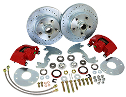 1961-64 Buick Electra, LeSabre and Wildcat Front Disc Brake Conversion