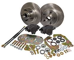 1961-68 Cadillac Front Disc Brake Conversion