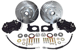 1968-73 Ford Mustang Disc Brake Conversion