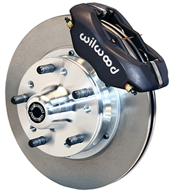 Wilwood Dynalite Pro Series Front Hub Kit, 1965-68 Chevy Impala, Belair and Biscayne Front Disc Brake Conversion Kits